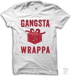 Just a gangsta wrappa!