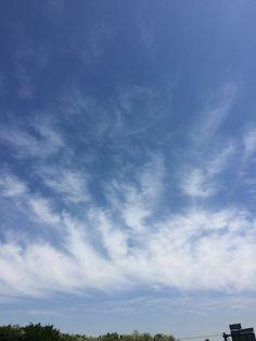 2016년 5월 16일의 하늘 #sky #cloud