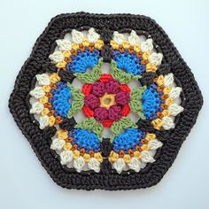 Janie Crow - Knit & Crochet Design Blog  (Jane Crowfoot)