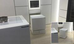 Panasonic reveals a robotic fridge that moves autonomously