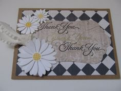 OWH - Thank you card