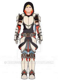 Google Image Result for http://img06.deviantart.net/3c03/i/2015/107/d/37/jaune_arc_armor_upgrade_by_xchess88-d7k76to.jpg Awesome concept art for Jaune!!