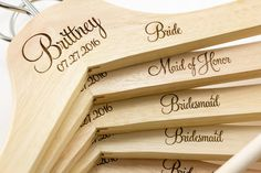 Hey, I found this really awesome Etsy listing at https://www.etsy.com/listing/272923378/personalized-wedding-dress-hangers