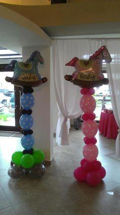 Awesome balloon ideas.