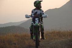 Chiauci -Motociclista