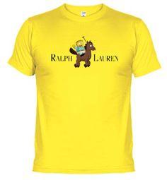 Camiseta Ralph Lauren grande Simpsons