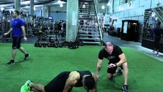 CORE of STEEL Bodyweight Workout