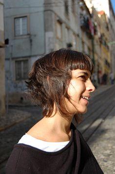 corte de cabelos novo, via Flickr.
