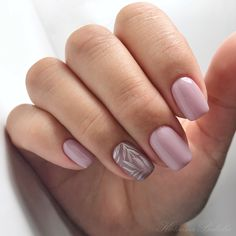 Natural Nail Designs, Beautiful Nail Designs, Rose Nails, Pink Nails, Neutral Nails, Best Acrylic Nails, Stylish Nails, Perfect Nails, Nail Manicure