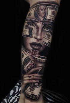 Cool Forearm Tattoos, Cool Small Tattoos, Badass Tattoos, Unique Tattoos, Leg Tattoos, Sleeve Tattoos, Full Chest Tattoos, Girl Back Tattoos, Chest Piece Tattoos