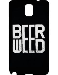 Beer Weed Phone Case For Note3