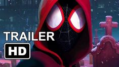 SPIDER-MAN : Into the Spider-verse Trailer (2018) First Miles Morales Spiderman Movie - YouTube