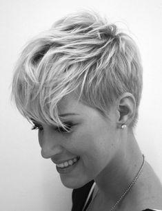 Sporty Pixie Cuts Hair Style Ideas 18