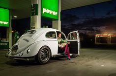 VW heart taillight oval ... killercar