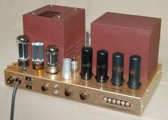 HH Scott 265A Ampli mono