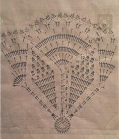 Filethäkeln - kostenlose Anleitungen Häkeln Crochet Diagram, Filet Crochet, Crochet Patterns, Fanni Stitch, Baby Dress Tutorials, Doilies, Diy And Crafts, Crochet Patterns Filet, Knitting And Crocheting