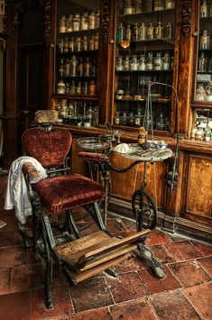 Going to the Dentist in Victorian times by Ann Paine, via 500px.