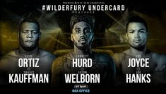 Check out the Wilder vs. These will be the fights that will air on the December 2018 Showtime Pay-Per-View!
