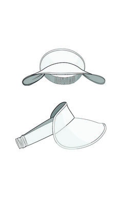 military hat template set clip arts pinterest. Black Bedroom Furniture Sets. Home Design Ideas