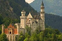 Germany is my list of places I will definitely travel to. The castles are amazing!