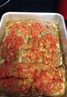How to Make a Simple Meatloaf