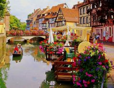 15 Fantastic Photos from our Beautiful Planet - Colmar, France