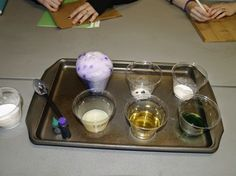 Teaching Science With Lynda: Fun Experiment with Kool-Aid Chemical Reactions