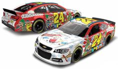 2013 JEFF GORDON #24 HOLIDAY FOUNDATION FANTASY SPECIAL 1/24 ACTION DIECAST
