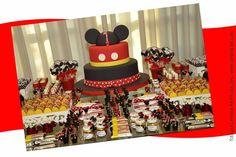 AMANDICA INDICA... e dá dicas!!!: Festa Mickey e Minnie com Lembra-Art Produções