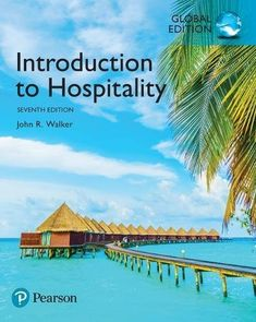 Intended to prepare students to succeed in any area of the hospitality industry, this book focuses on hospitality operations while offering a broad, comprehensive view of the world's largest industry. The text is organized into four sections and each section includes real-world profiles, first-hand accounts, and engaging case studies.