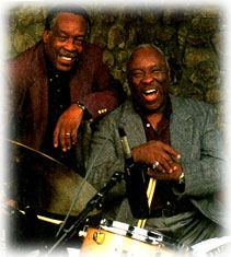 Clyde Stubblefield & John 'Jabo' Starks - the drummers that made James Brown funky!