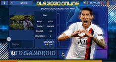 Dream League Soccer 2020 APK MOD (Online+Offline) Android Mobile Games, Offline Games, Splash Screen, Strategy Games, Best Mobile, Best Player, Neymar, News Songs, Soccer