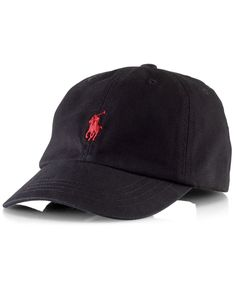 Ralph Lauren Boys' Classic Sport Cap