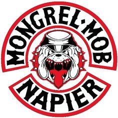 'mongrel mob ' by No Hate Biker Clubs, Motorcycle Clubs, Mafia, Sons Of Anarchy Cast, Outlaws Motorcycle Club, Gangster Quotes, Mongrel, Hells Angels, Cut And Color