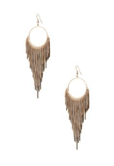 The ultimate fringed statement makers, On The Fringe by JustFab is easy to wear and fun to rock.