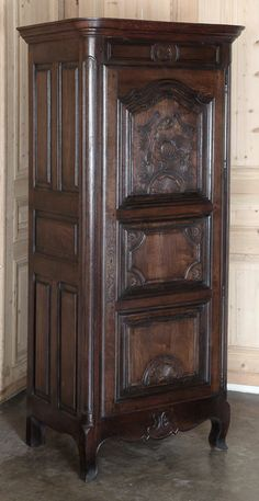 Antique Country French Bonnetiere | Antique Furniture | Inessa Stewart's Antiques #country french