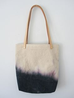 This would be cool to do with natural dyes