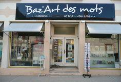 Librairie Baz'art des mots - Hauterives