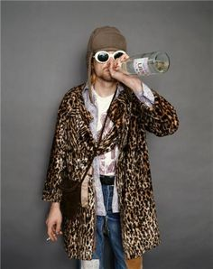 Radical CHIC - Stella McCartneyXKurt Cobain? Did Stella channel Kurt Cobain for her SS/13 Collection?