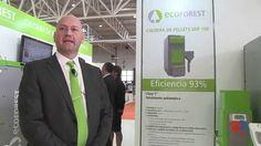 Ecoforest: Calderas de pellets, leña y monitorización para instalaciones...