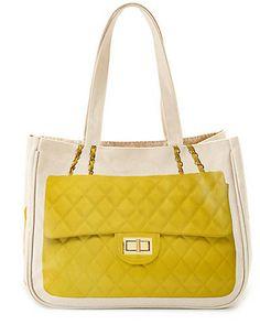Diamonds Everyday Bag, Sunflower