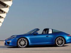 Porsche 911 Targa concept - http://autotras.com