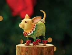 Patience Brewster Chihuahua Ornament  Krinkles Christmas Dcor New 0830390 -- Be sure to check out this awesome product.