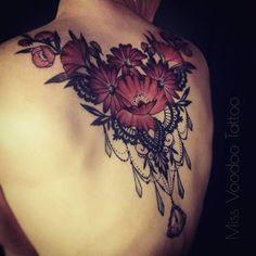 Miss Voodoo Tattoo: Photo