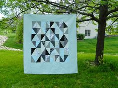 s.o.t.a.k handmade: let's mingle {a finished quilt}