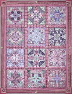 Needlepoint Stars, New Millenium by Anthony Minieri