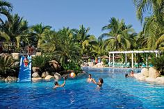 ClubHotel Riu Jalisco 5* All Inclusive - Riviera Nayarit - Mexico | Play With Kids In The Pool | View Vacation Packages!