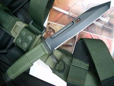 Best Green Military Bayonet Knife, Canada Knives and Swords