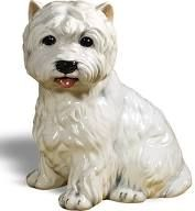 handmade ceramic dogs - Google Search