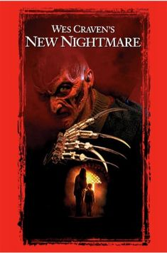 Wes Cravens New Nightmare is a 1994 American slasher film written and directed by Wes Craven the original creator of A Nightmare on Elm Street Although it i New Nightmare, Nightmare On Elm Street, Nightmare Movie, The Hills Have Eyes, Wes Craven, Robert Englund, Movie Talk, Streaming Hd, Free Tv Shows